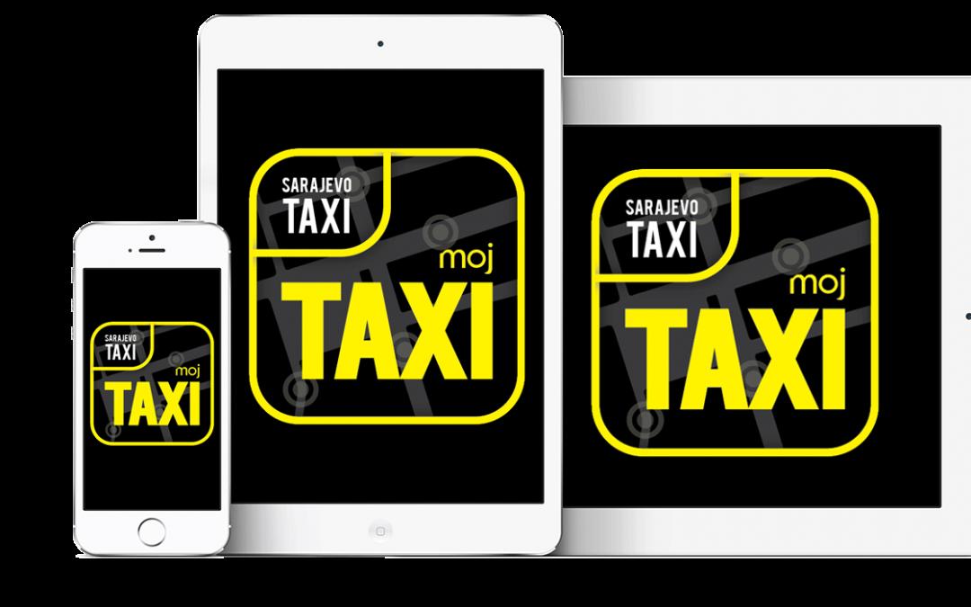 Aplikacija mojTaxi povećava broj vozila, uskoro Tuzla i Banja Luka
